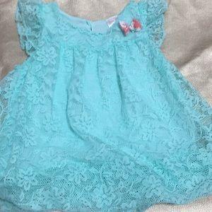 Beautiful light mint dress
